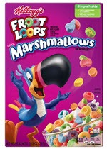 Froot Loops Cereal Marshmallow(10.5 oz )