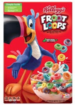 Froot Loops Cereal(10.1 oz )