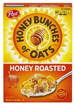 Honey Bunches of Oats Honey Roasted Cereal(14.5 oz )