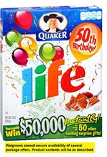 Life Cereal(13 Ounces )