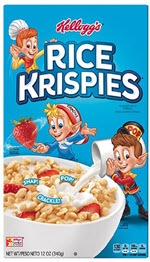 Rice Krispies Cereal(12 oz )