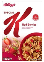 Special K Breakfast Cereal Red Berries(11.7 oz )