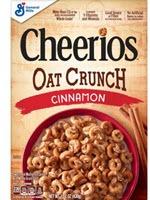 Cheerios Cinnamon Oat Crunch