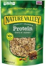 Nature Valley Crunchy Granola Oats & Honey