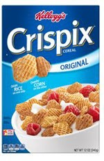 Kellogg's Crispix Cereal