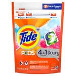 Tide PODS Plus Downy HE Turbo Liquid Laundry Detergent Pacs