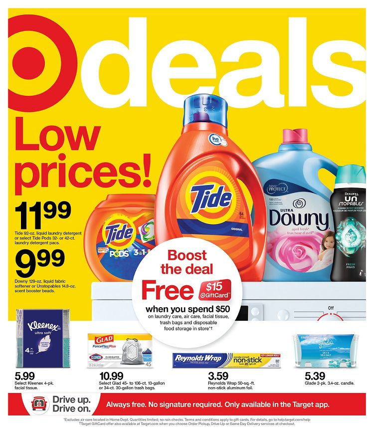Target Weekly Ad (2/28/21 - 3/6/21) Preview