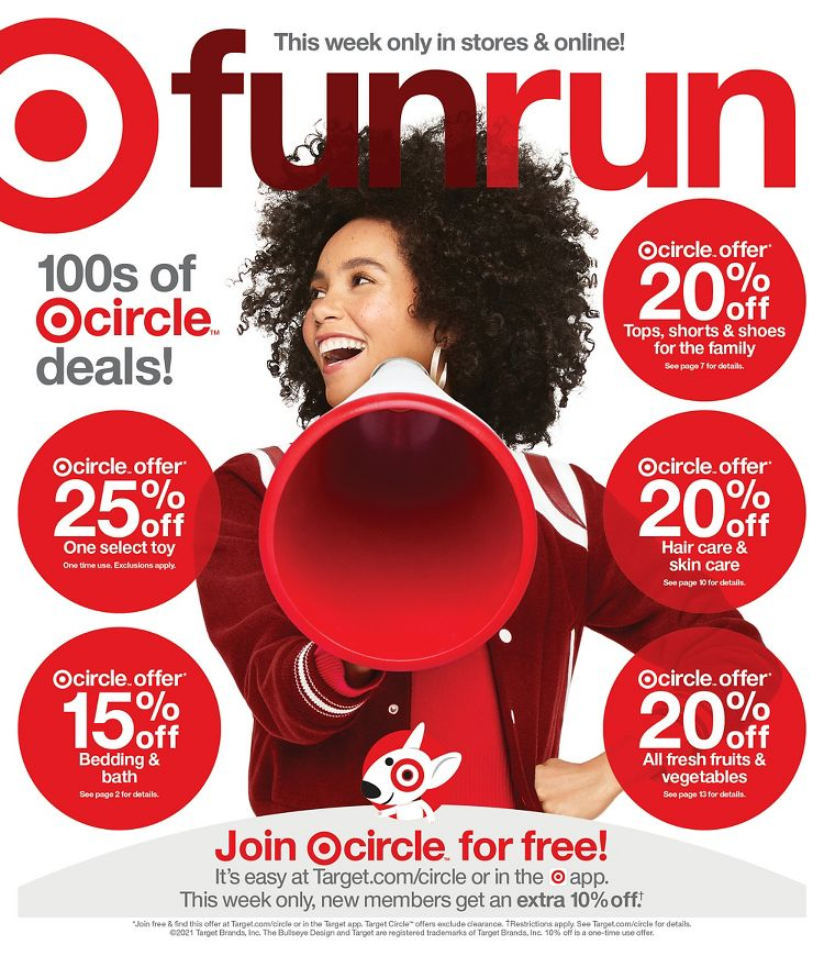 Target Weekly Ad (3/7/21 - 3/13/21) Preview