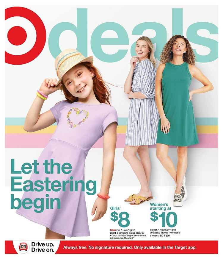 Target Weekly Ad (3/21/21 - 3/27/21) Preview
