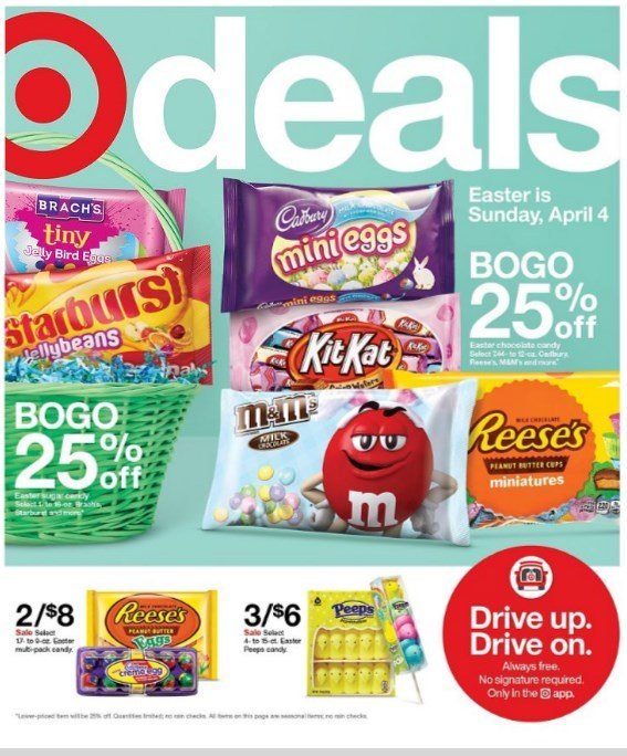 Target Weekly Ad (3/28/21 - 4/3/21) Preview