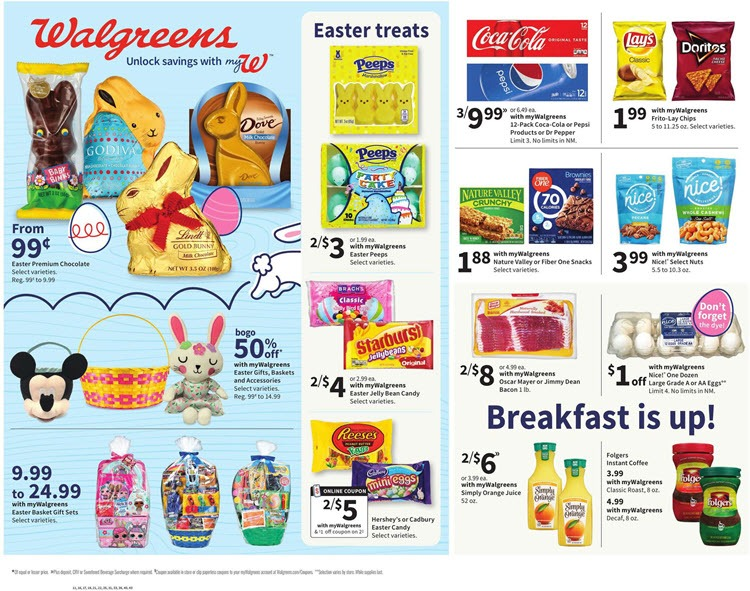 Walgreens Weekly Ad (3/28/21 - 4/3/21) Preview