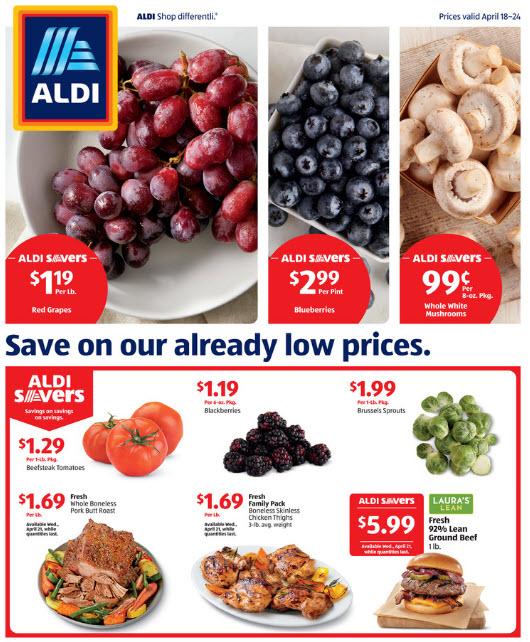 ALDI Ad (4/18/21 - 4/24/21) Preview