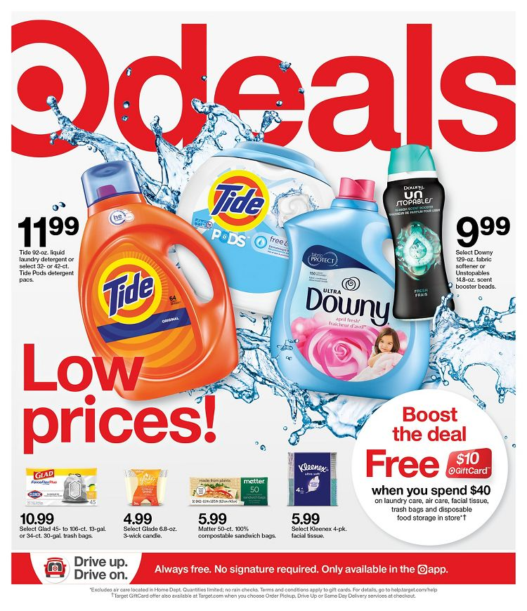 Target Ad (4/18/21 - 4/24/21) Preview