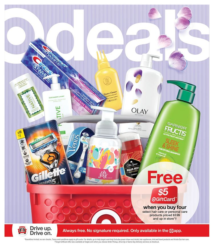 Target Ad (4/25/21 - 5/1/21) Preview