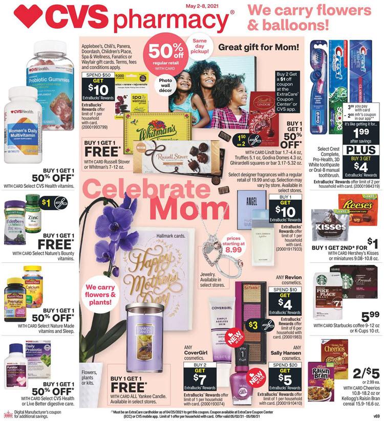 CVS Ad (5/2/21 - 5/8/21)