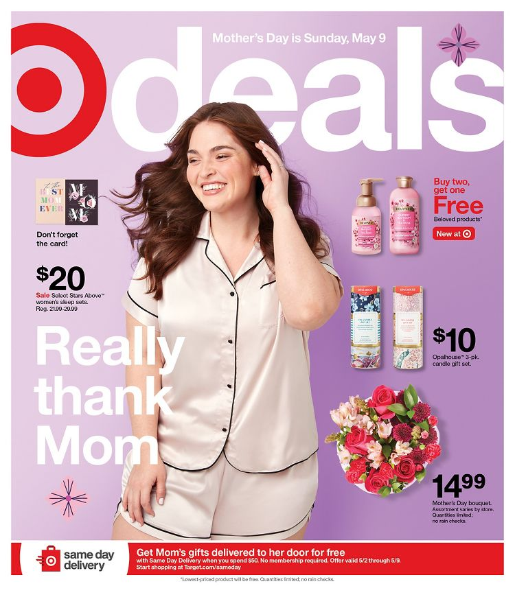 Target Ad (5/2/21 - 5/8/21) Preview