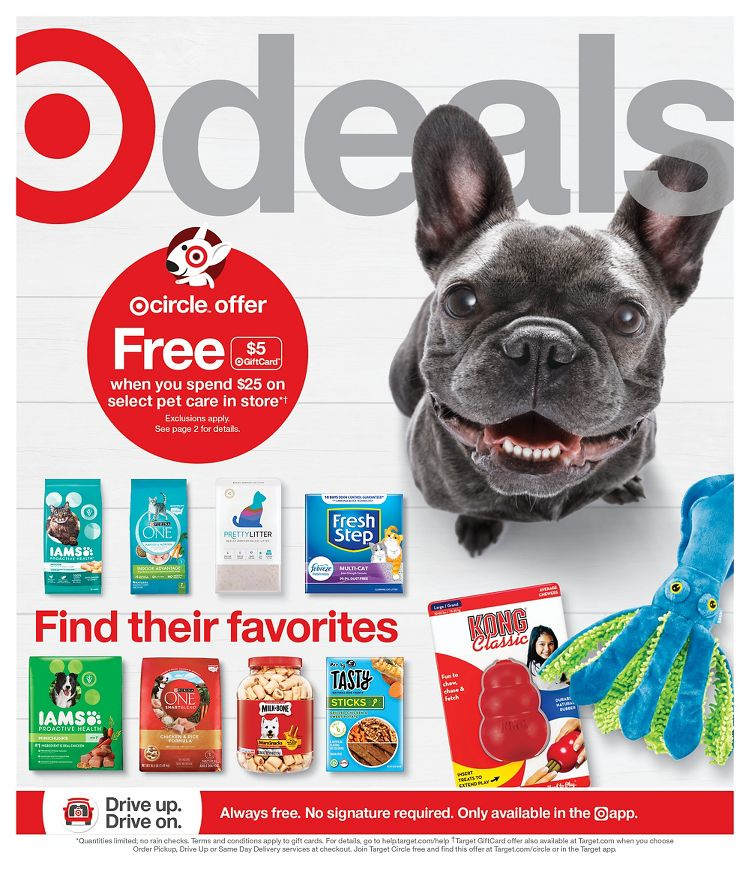 Target Ad (5/9/21 - 5/15/21) Preview