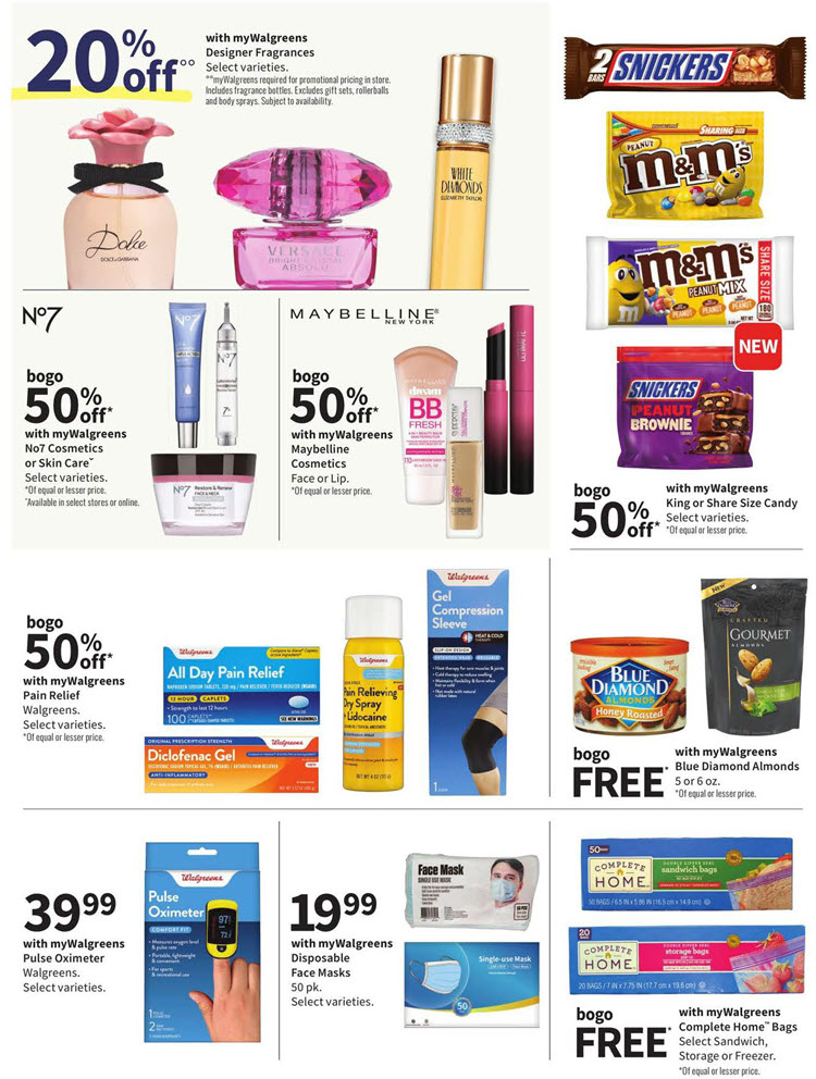 Walgreens Ad (5/9/21 - 5/15/21) Preview