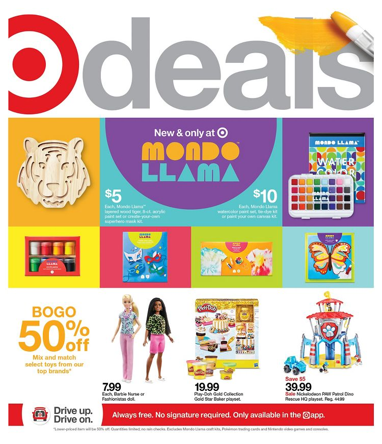 Target Ad (5/16/21 - 5/22/21) Preview