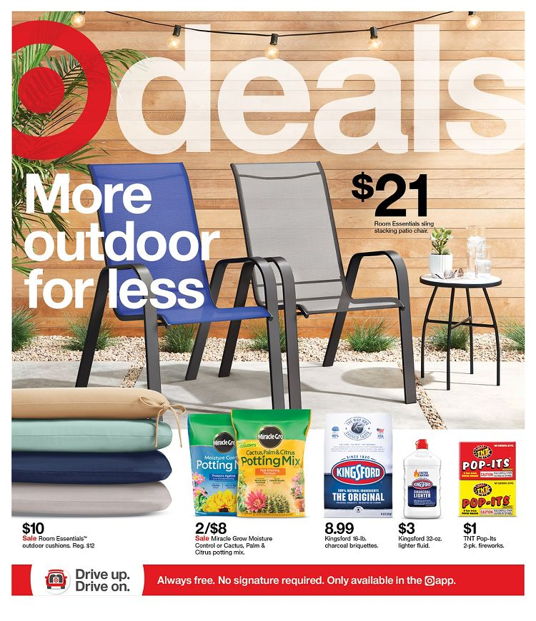 Target Ad (5/23/21 - 5/29/21) Preview