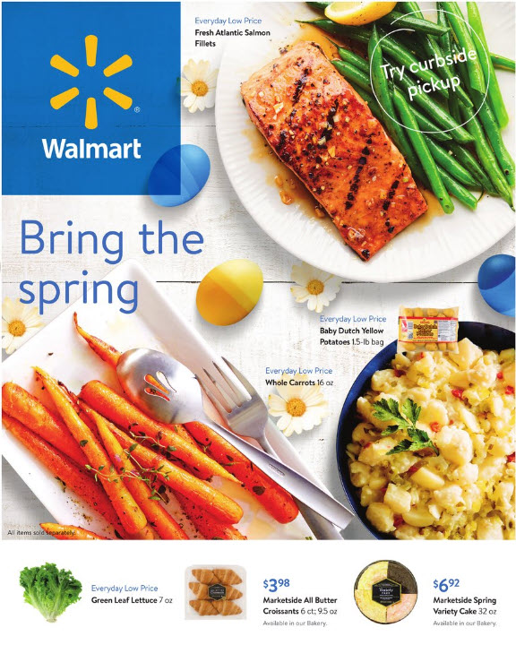 Walmart Weekly Ad (3/17/21 - 3/30/21) Preview